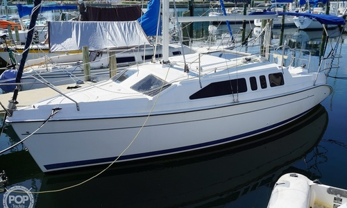 Image of Hunter 270 for sale in United States of America for $17,975 (£13,861) Saint Petersburg, Florida, United States of America