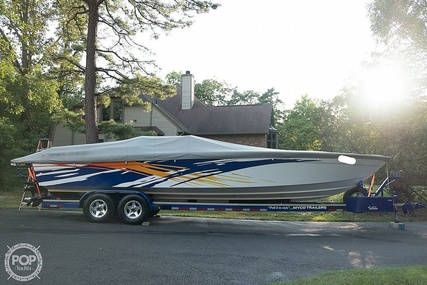 Power Play 33 Sportdeck for sale in United States of America for $100,000 (£79,270)