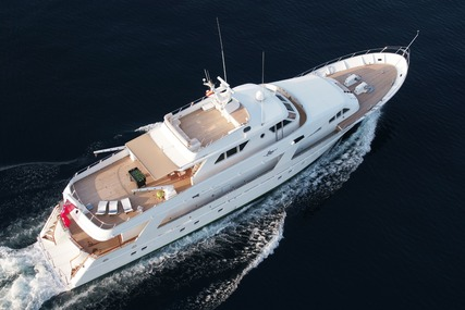 Benetti 35M for sale in Spain for €1,950,000 (£1,756,599)