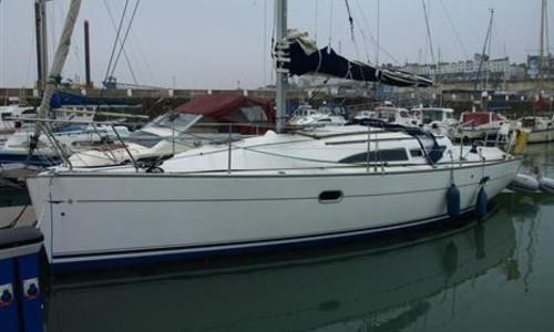 Image of Jeanneau Sun Odyssey 32 for sale in United Kingdom for £34,950 Ramsgate, Royaume Uni, United Kingdom
