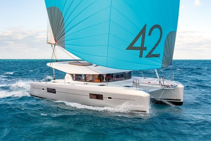 Lagoon 42 for sale in France for €416,000 (£364,682)
