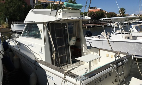 Image of Beneteau Antares Serie 8 for sale in France for €19,500 (£17,588) Grimaud, , France