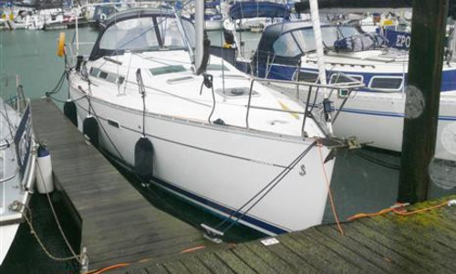 Image of Beneteau Oceanis 343 Clipper for sale in United Kingdom for £62,500 Levington, Levington, United Kingdom