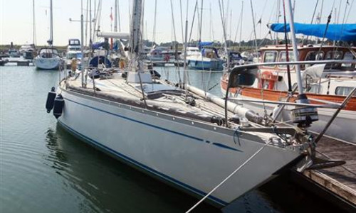 Image of Nautor's Swan 411 for sale in United Kingdom for £75,000 Burnham-on-Crouch, Burnham-on-Crouch, United Kingdom