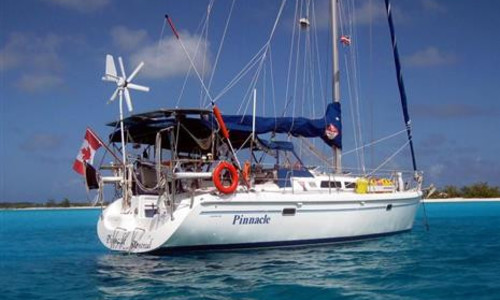 Image of Catalina 380 for sale in Saint Vincent and the Grenadines for $74,500 (£57,145) Grenada W.I., Grenada W.I., Saint Vincent and the Grenadines