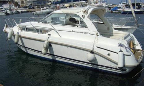 Image of Hardy Marine 277 Seawings for sale in Spain for £27,995 Ametlla De Mar, Ametlla De Mar, Spain