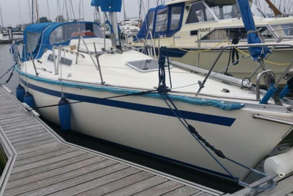 Hanse 291 for sale in Germany for €14,900 (£12,465)