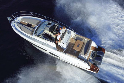 Jeanneau Cap Camarat 10.5 WA for sale in Germany for €92,271 (£83,851)