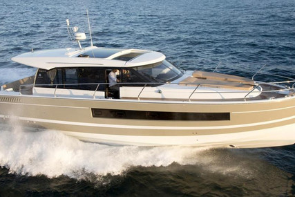 Jeanneau NC 14 for sale in Germany for €429,000 (£358,885)