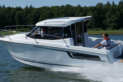 Jeanneau Merry Fisher 695 for sale in Germany for €59,900 (£53,045)