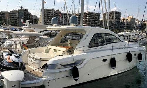 Image of Bavaria Yachts 43 Sport HT for sale in Spain for €199,000 (£179,250) Palma de Mallorca, Palma de Mallorca, Spain