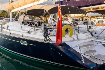 Jeanneau Sun Odyssey 54 DS for sale in Spain for €285,000 (£255,381)