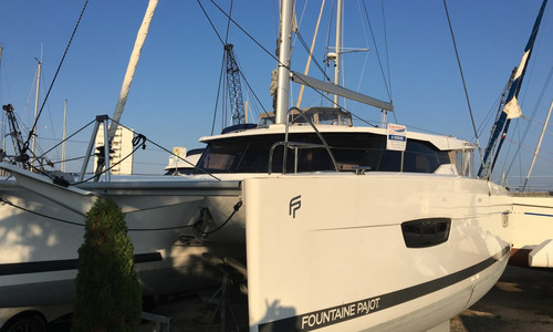 Image of Fountaine Pajot Lucia 40 for sale in France for €400,000 ($446,740) HYERES, HYERES, France