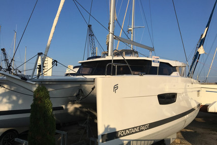 Fountaine Pajot Lucia 40 for sale in France for €400,000 (£358,683)