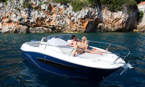 Image of Jeanneau Cap Camarat 7.5 WA for sale in France for €68,430 (£61,494) hyères, hyères, France