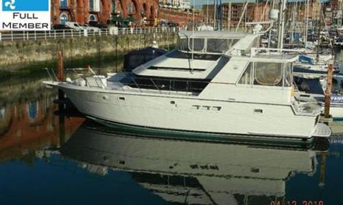 Image of Hatteras 48 Long Range Cruiser for sale in United Kingdom for £134,950 Ramsgate, Royaume Uni, United Kingdom