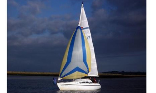 Image of Hunter 27 HORIZON TK for sale in United Kingdom for £14,750 Burnham-on-Crouch, Burnham-on-Crouch, United Kingdom