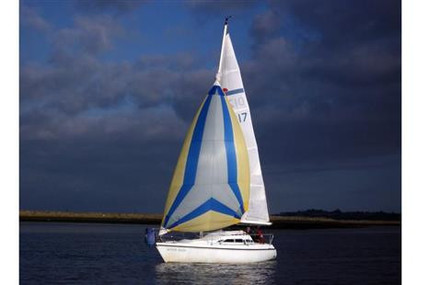 Hunter 27 HORIZON TK for sale in United Kingdom for £14,750
