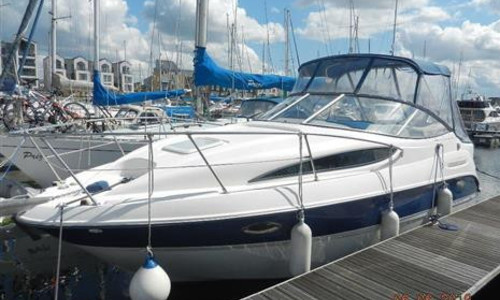 Image of Bayliner 265 Cruiser for sale in United Kingdom for £29,950 Chatham, Chatham, United Kingdom