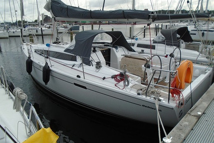 Dehler 38 for sale in Germany for €195,000 (£173,633)