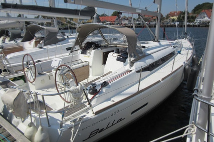 Jeanneau Sun Odyssey 439 for sale in Germany for €149,000 (£134,255)