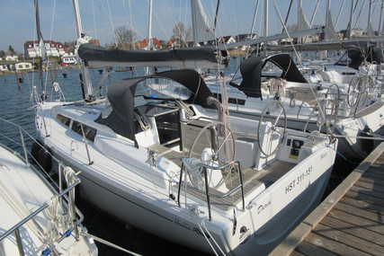 Hanse 315 for sale in Germany for €94,000 (£84,677)