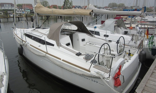 Image of Jeanneau Sun Odyssey 349 for sale in Germany for €96,000 (£86,513) Breege, Breege, Germany