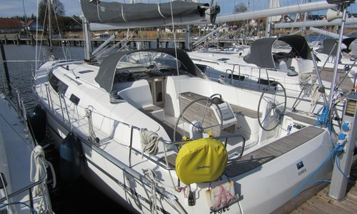Image of Bavaria Yachts Cruiser 46 for sale in Germany for €173,000 (£155,021) Breege, Breege, Germany