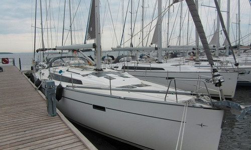 Image of Bavaria Yachts Cruiser 51 for sale in Germany for €238,000 (£214,380) Breege, Breege, Germany