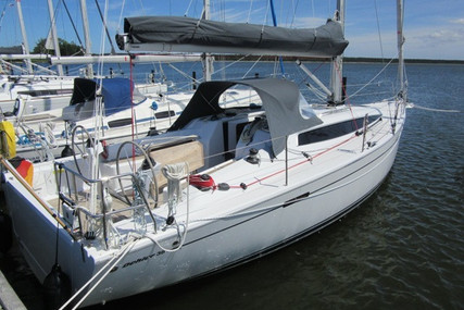 Dehler 38 for sale in Germany for €169,000 (£150,482)