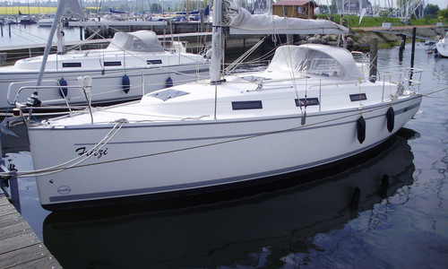 Image of Bavaria Yachts 32 Cruiser for sale in Germany for €62,000 (£55,873) Breege, Breege, Germany