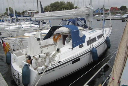 Hanse 350 for sale in Germany for €69,000 (£62,152)