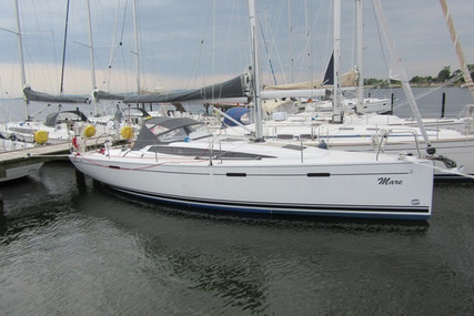 Dehler 38 for sale in Germany for €187,000 (£166,509)