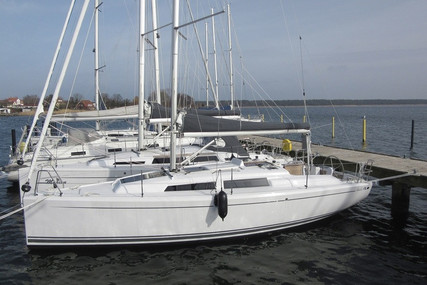 Hanse 315 for sale in Germany for €89,900 (£80,984)