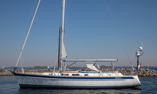 Image of Hallberg-Rassy 48 for sale in Netherlands for €499,500 (£450,312) In verkoophaven, In verkoophaven, Netherlands