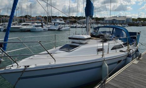 Image of Catalina CATALINA 28 MK II for sale in France for £24,950 Bourgenay, , France