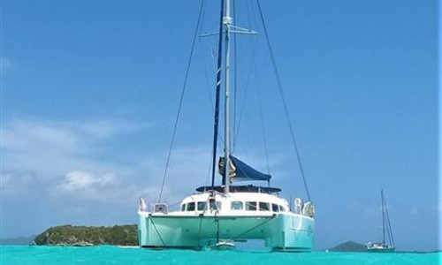Image of Lagoon 410 S2 for sale in Saint Vincent and the Grenadines for $225,000 (£172,500) Grenada W.I., Grenada W.I., Saint Vincent and the Grenadines