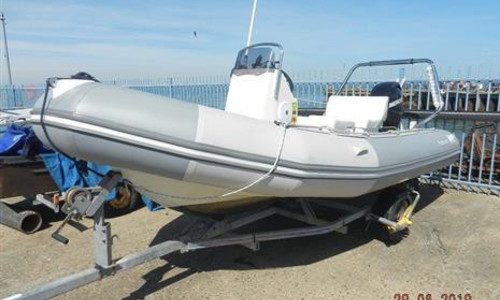 Image of Bombard 500 RIBSTER for sale in United Kingdom for £9,995 Whitstable, Whitstable, United Kingdom