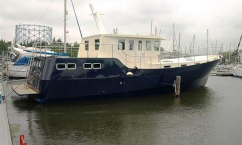 Image of Houseboat 16.6 STEEL for sale in United Kingdom for £215,000 Gillingham, Gillingham, United Kingdom