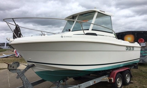 Image of Jeanneau Merry Fisher 580 for sale in France for €11,000 (£9,864) 29200 BREST, 29200 BREST, France