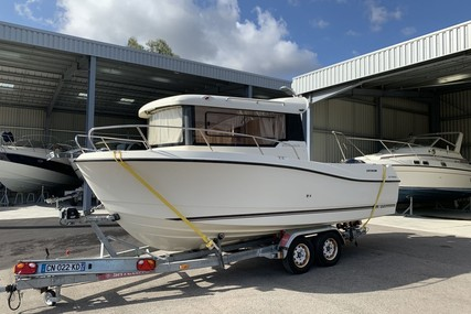 Quicksilver Captur 675 Pilothouse for sale in France for €26,900 (£24,238)