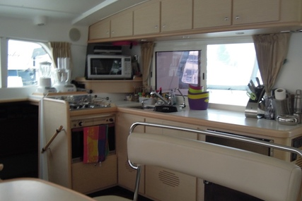 Lagoon 440 for charter in French Riviera from €4,500 / week