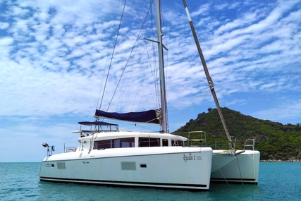 Lagoon 421 for charter in Thailand from €4,449 / week