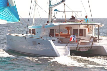 CNB Lagoon 450 F for charter in Martinique from €3,500 / week