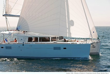 Lagoon 50 for charter in US Virgin Islands from P.O.A.