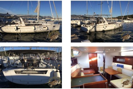 Beneteau Oceanis 41 for charter in Brittany from €1,380 / week