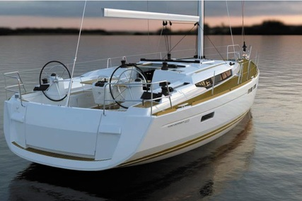 Jeanneau Sun Odyssey 469 for charter in Antigua from €2,090 / week