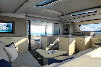 Fountaine Pajot Saona 47 for charter in Italy (Sardinia) from €4,690 / week