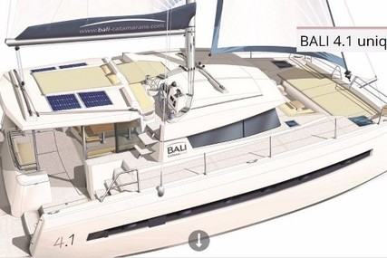 Bali Catamarans 4.1 for charter in New Caledonia from €5,195 / week