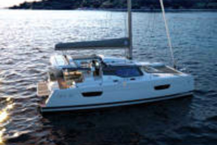 Fountaine Pajot Astrea 42 O.V. for charter in Antigua from €4,065 / week